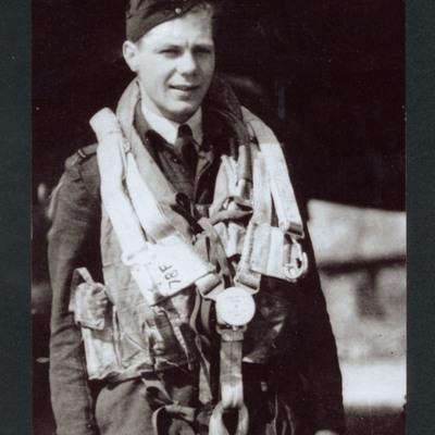 Flying Officer Leonard Dorricott