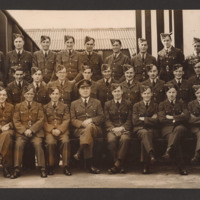 Royal Air Force personnel at RAF Chivenor
