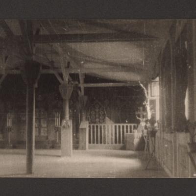 Prisoner of war chapel