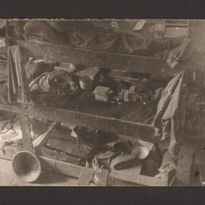Prisoner of war bunks