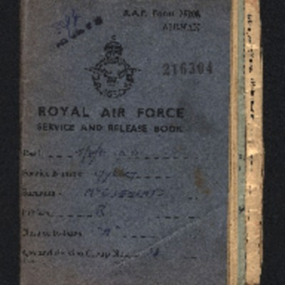 Robert McClements' Service and Release Book