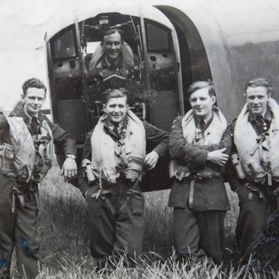 Seven airmen
