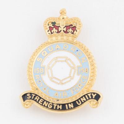 158 Squadron badge