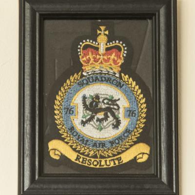 76 Squadron Crest