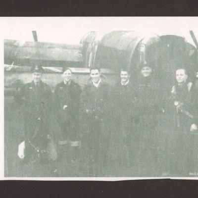 Six aircrew