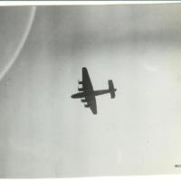 Halifax Mk 3 in flight