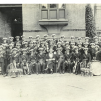 Lawrence Memorial School band