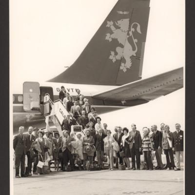 617 Squadron reunion Canada