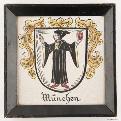 München plaque