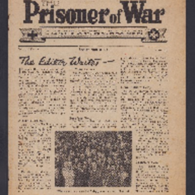 The Prisoner of War May 1945