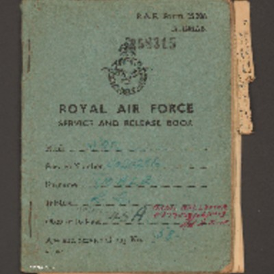 Ron Doble's Service and Release Book