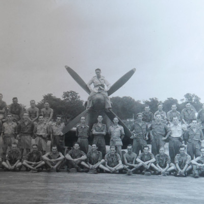 Forty two airmen
