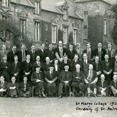 St Mary's College, 1947