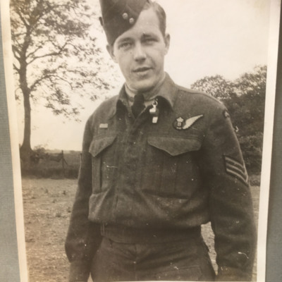 Sergeant G Low