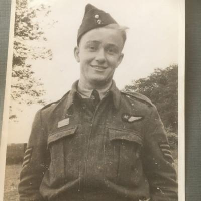 Sergeant V G Hewitt