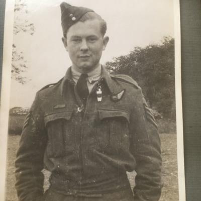 Sergeant W Hearn