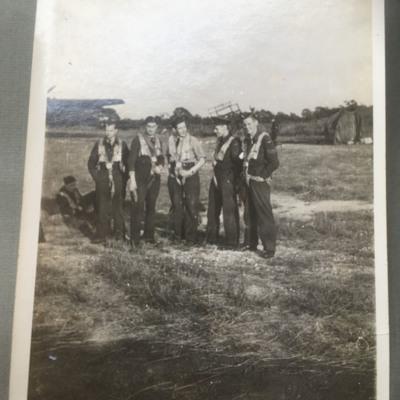 Six airmen