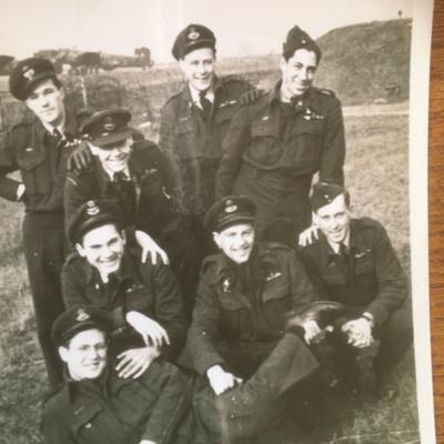 Eight Airmen