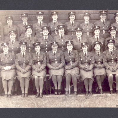 Initial Training Course RAF Wilmslow