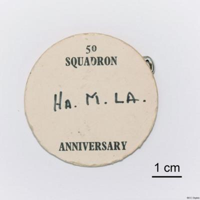 50 Squadron event badge