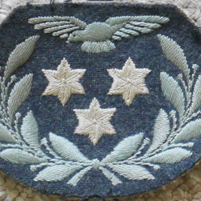 Non commissioned officer badge