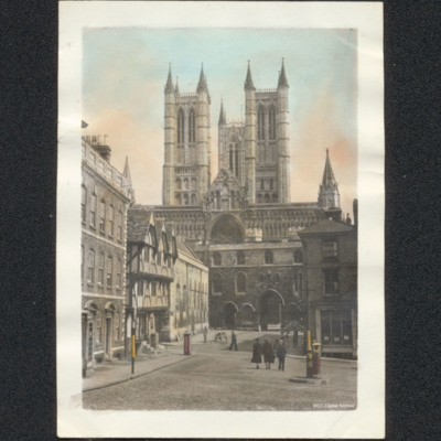 Lincoln Cathedral and Castle Square