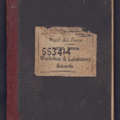 Peter Hazeldene's Notebook. Three