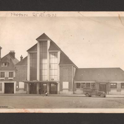 Noyon station