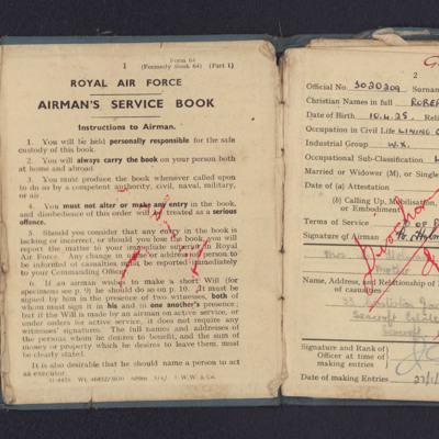 Airman's Service Book