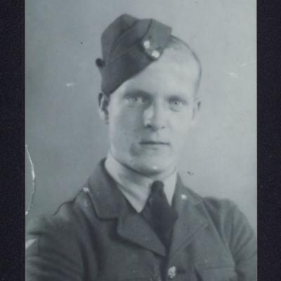 Airman in uniform