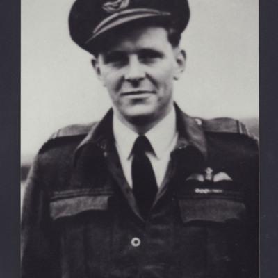 Wing Commander Cosme Lockwood Gomm