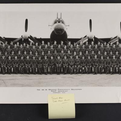 No 35 Squadron (B) (Madras Presidency) Squadron