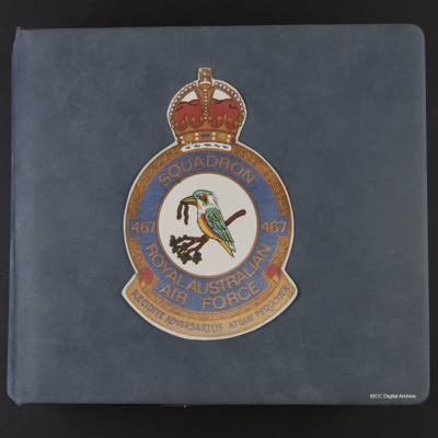 467 Squadron Badge
