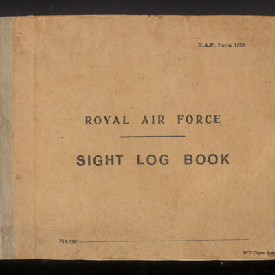 Sight Log Book