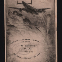 97 Squadron operation honours, Milan, 14/15 February 1943
